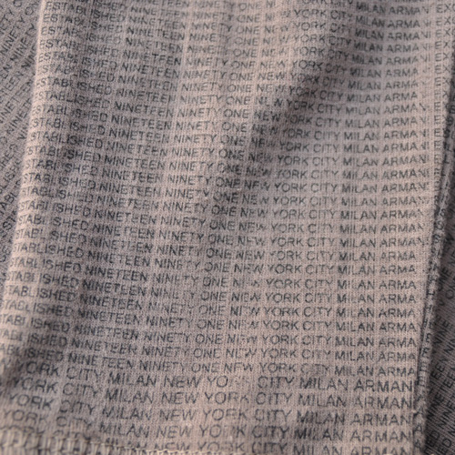 ARMANI EXCHANGE /アルマーニエクスチェンジ 総柄プリントロングスリーブTシャツ - 2
