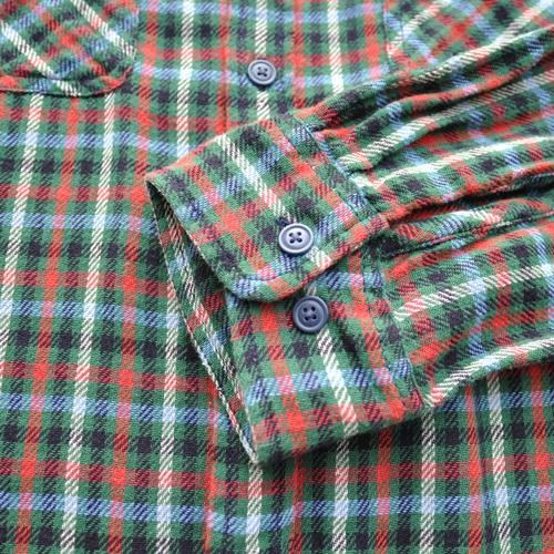 DENIM&SUPPLY /デニム&サプライ  長袖チェックボタンシャツ - 1