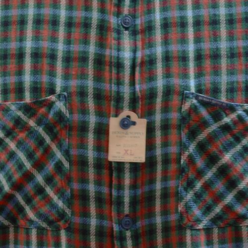 DENIM&SUPPLY /デニム&サプライ  長袖チェックボタンシャツ - 4