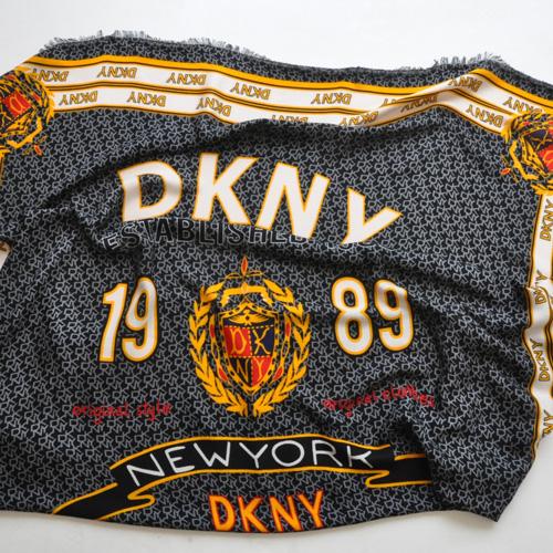 DKNY / ダナキャラン ビッグスカーフ-3