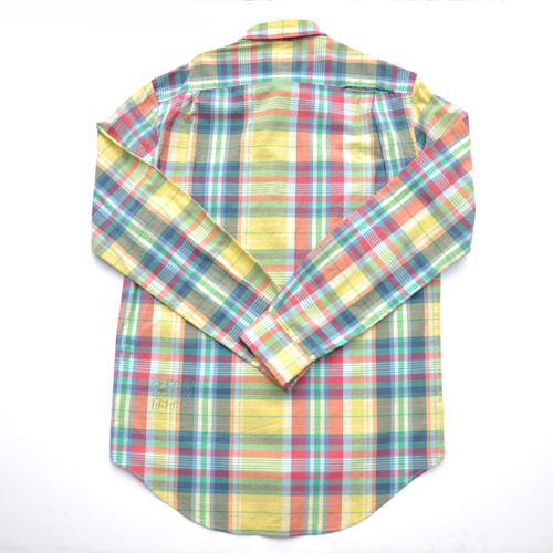 POLO RALPH LAUREN/ポロラルフローレン 長袖チェックシャツ - 1