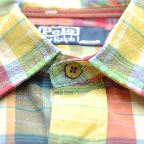 POLO RALPH LAUREN/ポロラルフローレン 長袖チェックシャツ - 2