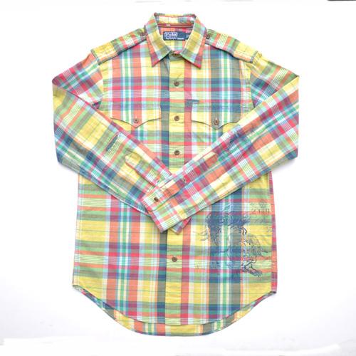 POLO RALPH LAUREN/ポロラルフローレン 長袖チェックシャツ