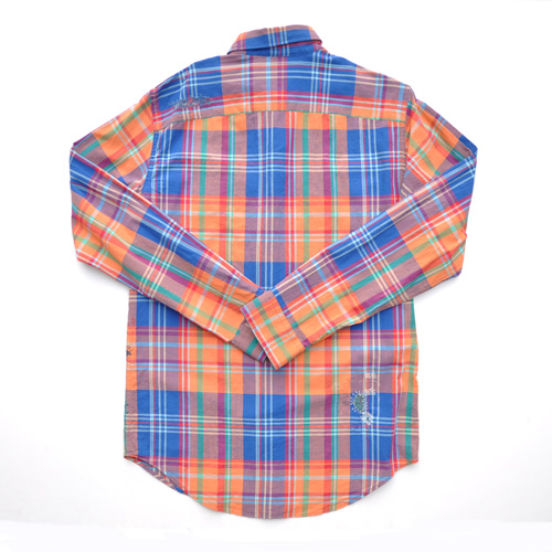 RALPH LAUREN/ラルフローレン 長袖チェックシャツ - 1