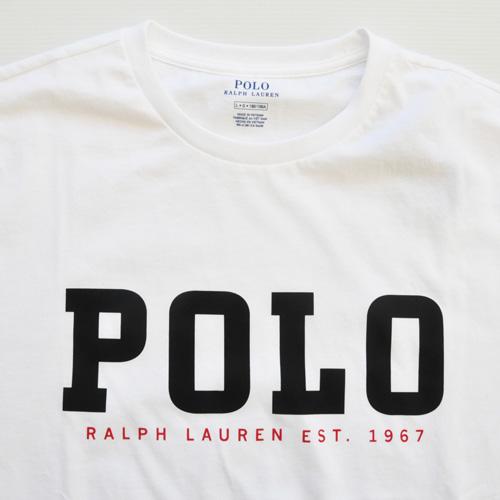 POLO RALPH LAUREN /ラルフローレン POLOプリント半袖Tシャツ BIG SIZE ホワイト - 2