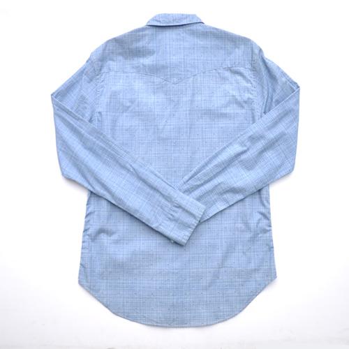 RRL/ ダブルアールエル ウエスタンロングスリーブボタンシャツ - 1