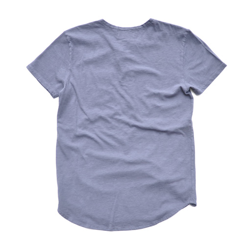 RRL/ダブルアールエル 半袖ヘンリーネックTシャツ - 1