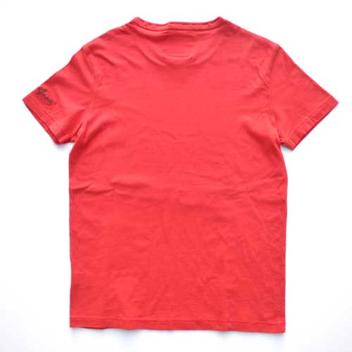 DESIGUAL / デジグアル  半袖Tシャツ レッド - 1