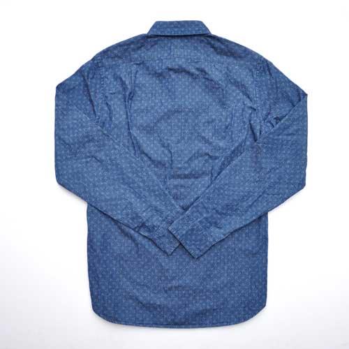 J.CREW/ジェイクルー インディゴボタンダウンシャツ - 1