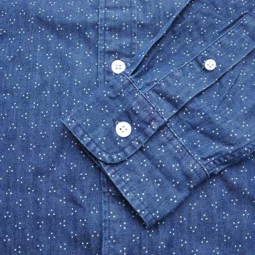 J.CREW/ジェイクルー インディゴボタンダウンシャツ - 3