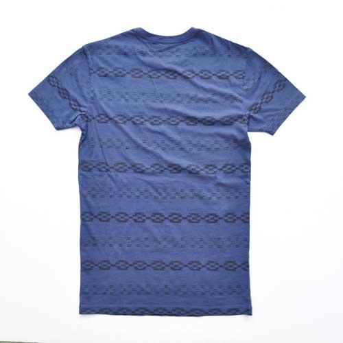 J.CREW/ジェイクルー ネイティブボーダー半袖ポケット付Tシャツ - 1