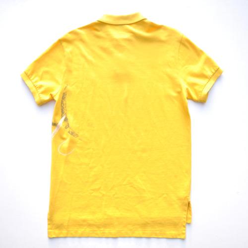 POLO RALPH LAUREN/ラルフローレン ステンシルプリント半袖ポロシャツ - 1