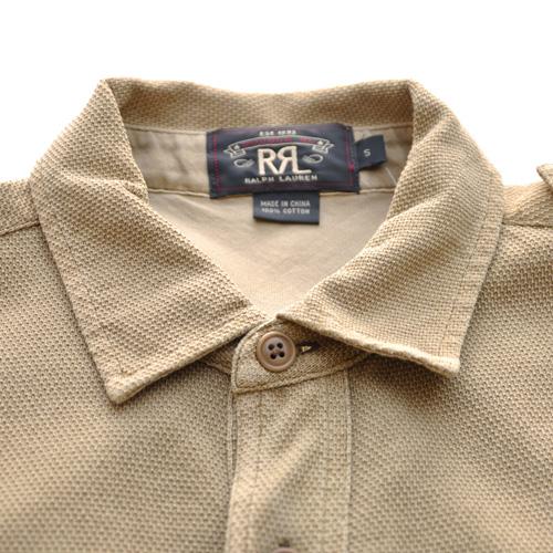 RRL/ダブルアールエル ビンテージワークシャツ - 4