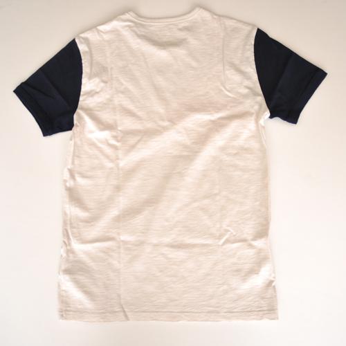 J.CREW/ジェイクルー ヘンリーネック半袖Tシャツ - 1