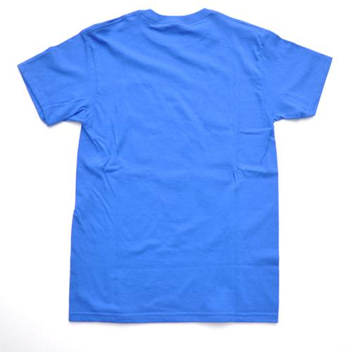 ZOO YORK/ズーヨーク 半袖Tシャツ ブルー-2