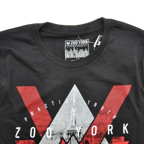ZOO YORK / ズーヨーク UNBREAKBLE CITY Tシャツ - 3
