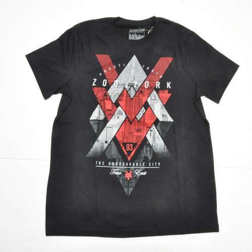 ZOO YORK / ズーヨーク UNBREAKBLE CITY Tシャツ