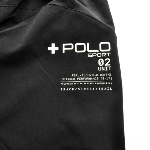 POLO SPORT / ポロスポーツ PERFORMANCE ショーツ ブラック-5