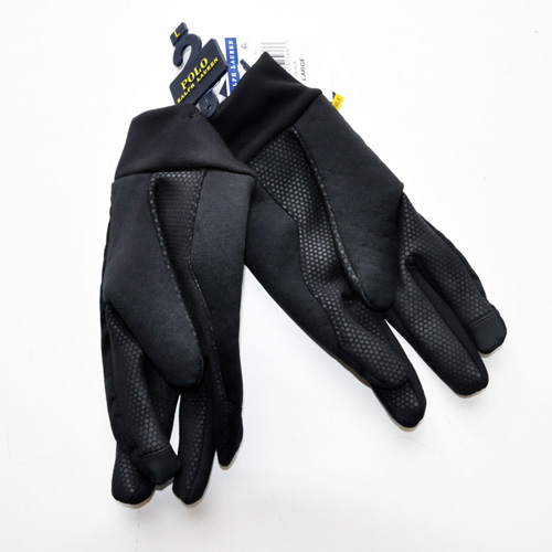 POLO RALPH LAUREN / ポロラルローレン TOUCH SCREEN GLOVE - 2