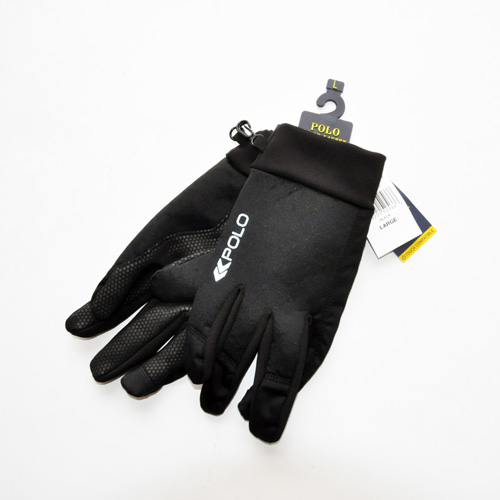POLO RALPH LAUREN / ポロラルローレン TOUCH SCREEN GLOVE