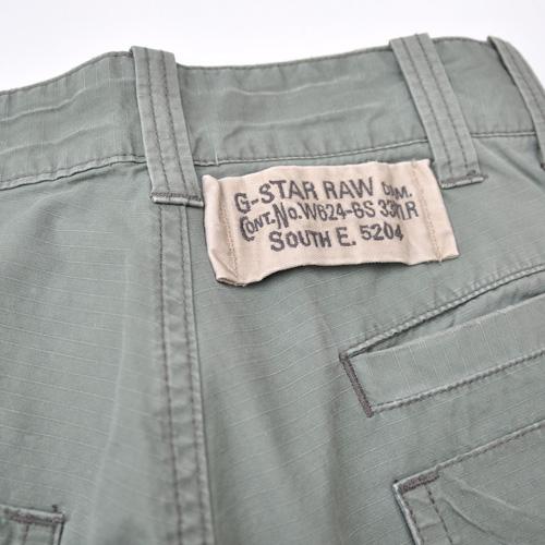 G-star raw/ジースター ミリタリーランダムジップカーゴパンツ - 3