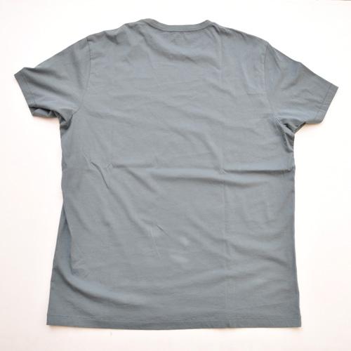 J.CREW /ジェイクルー フロントプリント半袖Tシャツ オリーブ - 1