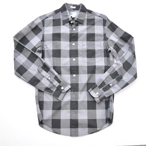 J.crew/ジェイクルー ブロックチェックロングスリーブシャツ