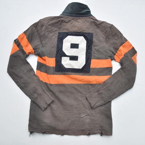 RUGBY/ラグビー ロングスリーブラガーシャツ Vintage item - 1