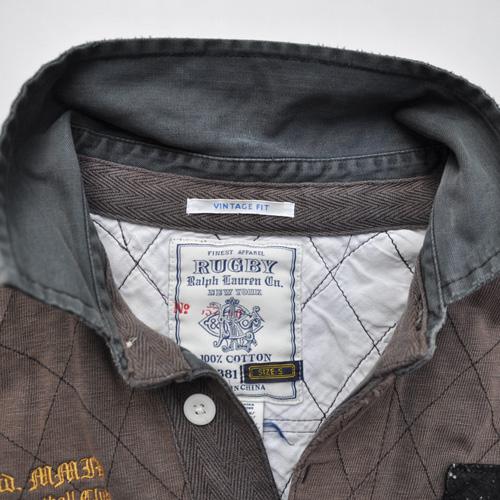 RUGBY/ラグビー ロングスリーブラガーシャツ Vintage item - 2