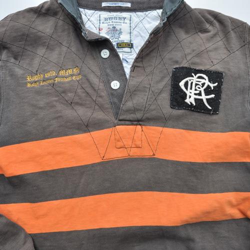 RUGBY/ラグビー ロングスリーブラガーシャツ Vintage item - 3