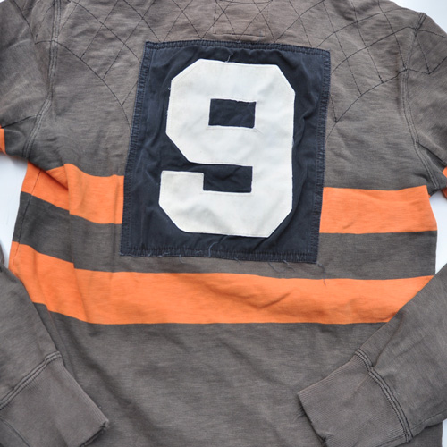 RUGBY/ラグビー ロングスリーブラガーシャツ Vintage item - 4