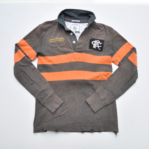 RUGBY/ラグビー ロングスリーブラガーシャツ Vintage item