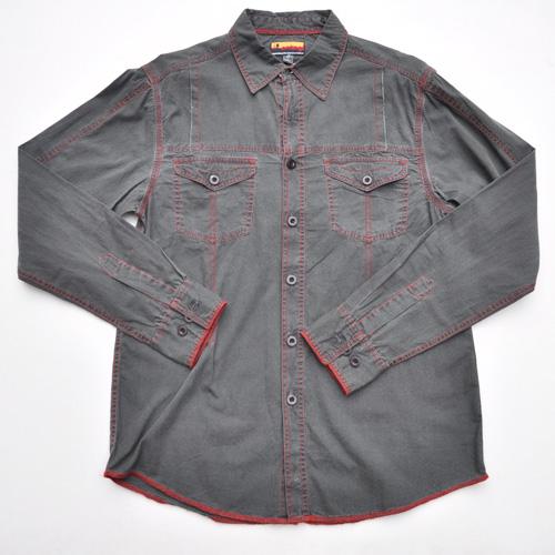 BROOKLYN INDUSTRIES/ブルックリンインダストリーズ ロングスリーブボタンシャツ