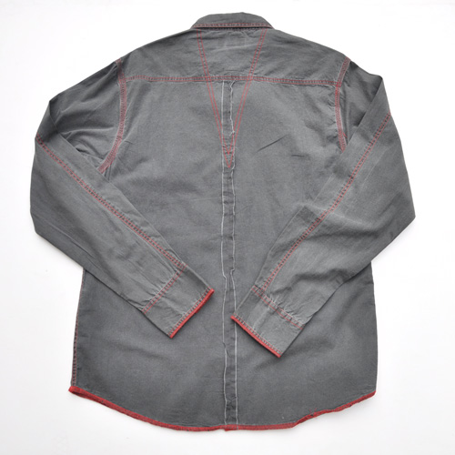 BROOKLYN INDUSTRIES/ブルックリンインダストリーズ ロングスリーブボタンシャツ - 1
