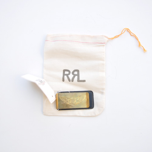 RRL/ダブルアールエル  マネークリップ - 2