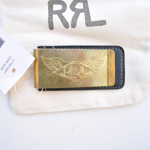 RRL/ダブルアールエル  マネークリップ