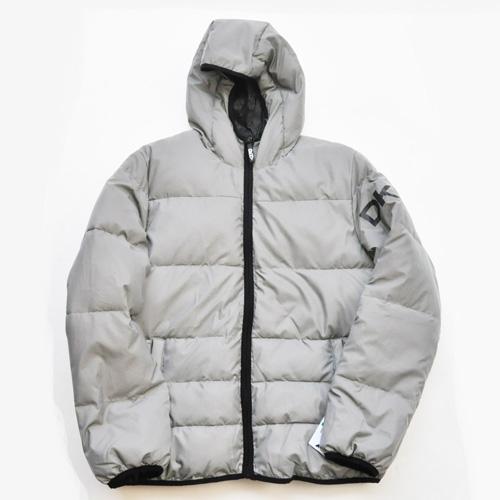 DKNY/ダナキャラン/ CLASSIC HOODED LOGO キルティングジャケット-2