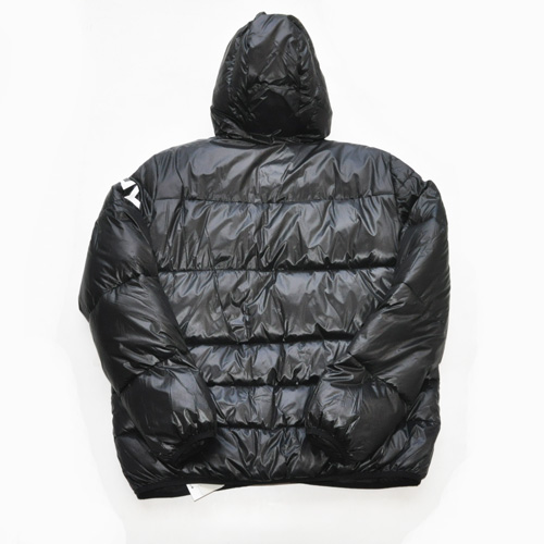 DKNY/ダナキャラン/ CLASSIC HOODED LOGO キルティングジャケット-3