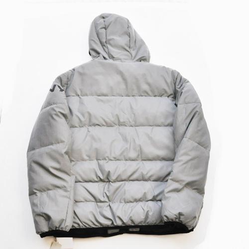 DKNY/ダナキャラン/ CLASSIC HOODED LOGO キルティングジャケット-4