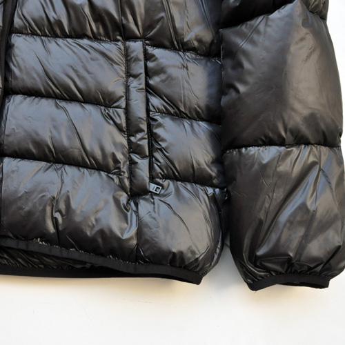 DKNY/ダナキャラン/ CLASSIC HOODED LOGO キルティングジャケット-9