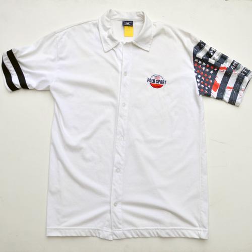 POLO SPORT/ポロスポーツ 半袖ボタンシャツ Vintage