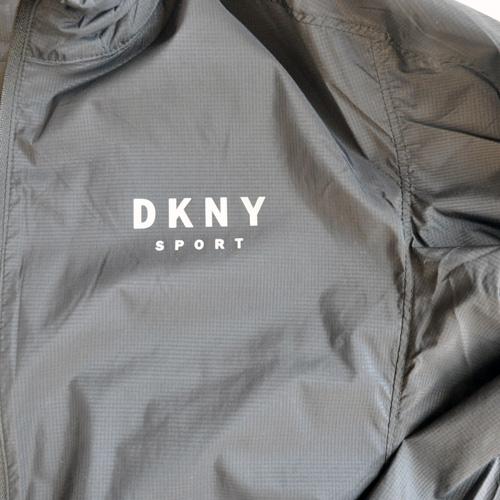 DKNY / ダナキャラン DKNY SPORT ナイロンセットアップ ブラック - 4