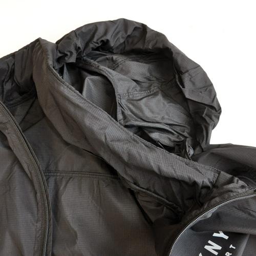DKNY / ダナキャラン DKNY SPORT ナイロンセットアップ ブラック - 6