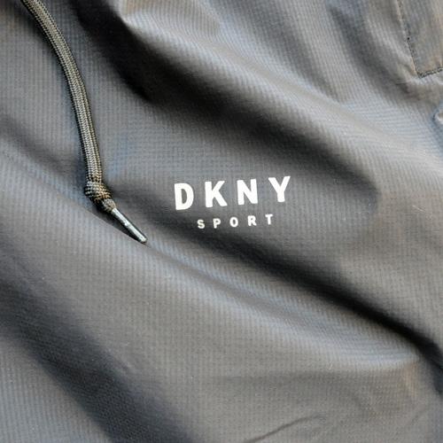 DKNY / ダナキャラン DKNY SPORT ナイロンセットアップ ブラック - 2