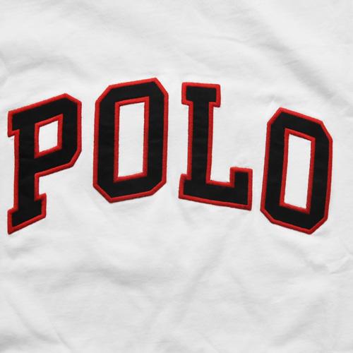 POLO RALPH LAUREN /ラルフローレン フェルトロゴ 半袖Tシャツ BIG SIZE - 3