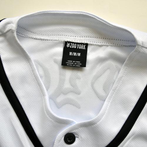 ZOO YORK/ズーヨーク  ゲームシャツ 2カラー-4