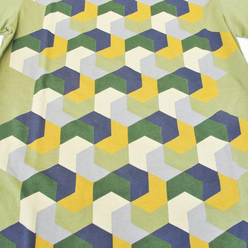 BROOKLYN INDUSTRIES/ブルックリンインダストリーズ  半袖Tシャツ グリーン - 2