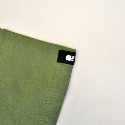 BROOKLYN INDUSTRIES/ブルックリンインダストリーズ  半袖Tシャツ グリーン - 3