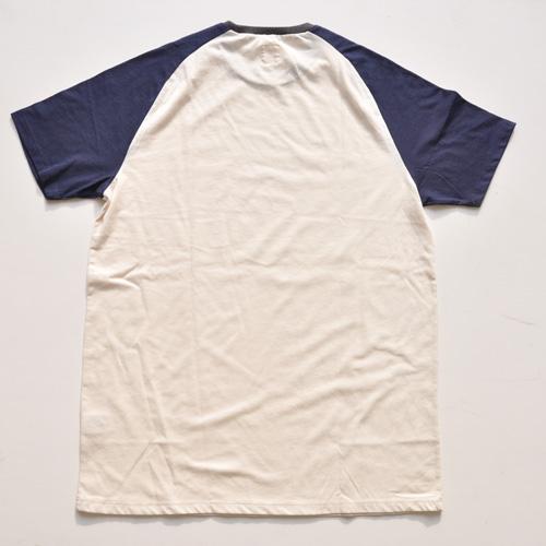 J.CREW /ジェイクルー  ラグラン半袖Tシャツ - 1