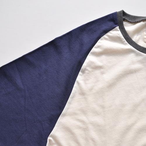 J.CREW /ジェイクルー  ラグラン半袖Tシャツ - 3